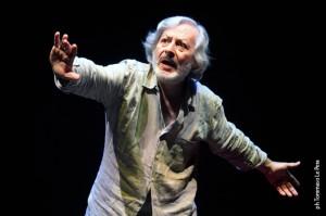 Leo Gullotta in una scena di «Prima del silenzio»