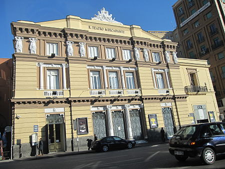 Il Teatro Mercadante