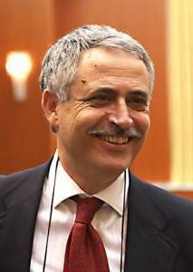 L'assessore Nino Daniele