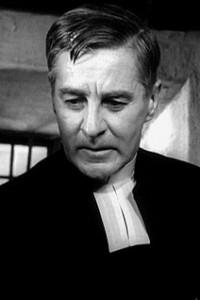 Gunnar Björnstrand in «Luci d'inverno»