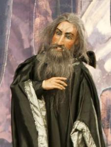 La marionetta di Prospero