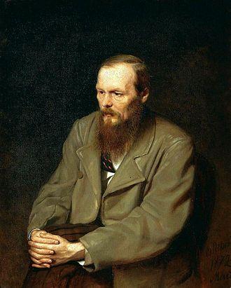 Dostoevskij in un ritratto di Vasilij Perov