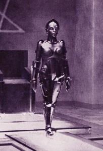La donna robot di «Metropolis»