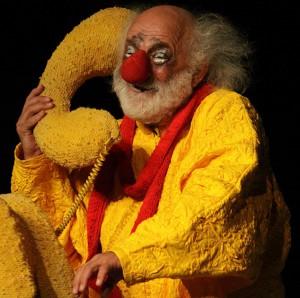 Asysiai, il celebre personaggio creato da Slava Polunin