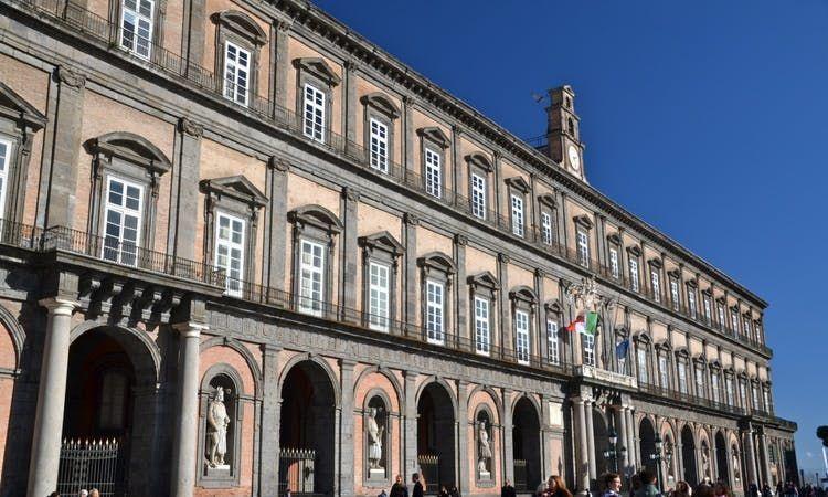 Palazzo Reale, la «casa» dello sfarzoso Napoli Teatro Festival Italia 2017