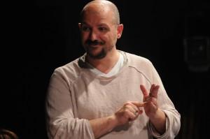Antonio Latella (foto di Andréj Shapran)