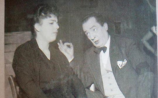 Nino Taranto con Luisa Conte
