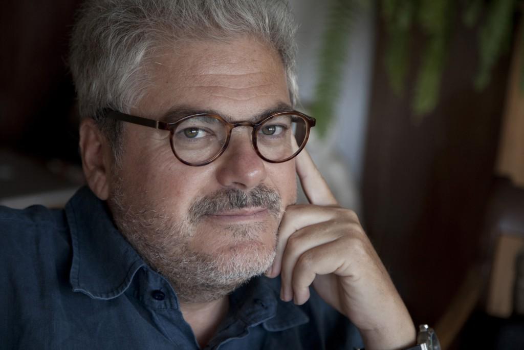 Roberto Andò, nuovo direttore del Teatro Stabile di Napoli (la foto è di Lia Pasqualino)