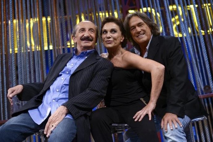 I Ricchi e Poveri, vincitori, nel 1985,  della trentacinquesima edizione del Festival di Sanremo
