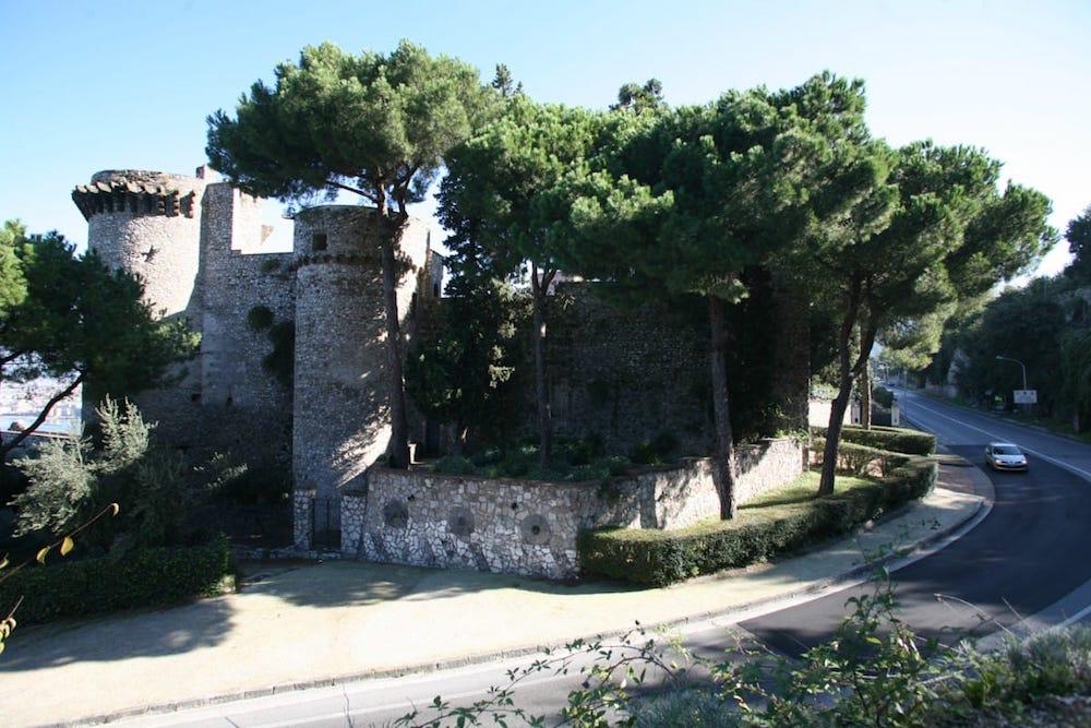 Il castello medievale di Castellammare